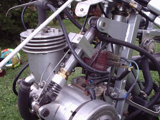 moteur solex competition