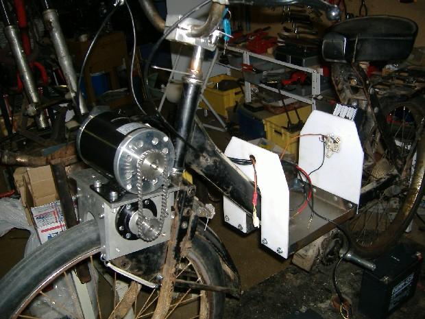 moteur e solex