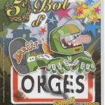Bol d'Orges Solex – Affiche