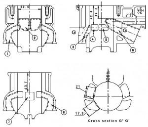 Kawasaki125 KX