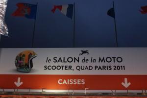 Le Salon de la Moto 2011