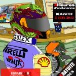 3 juin 2012: Première édition des 4H de Beaucroissant ( 38 )